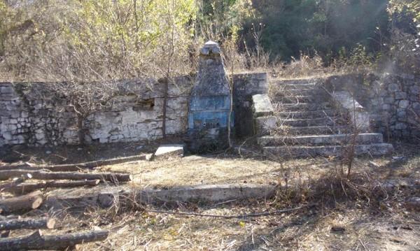 Военен паметник в Гърция: България се бои само... отъ Бога