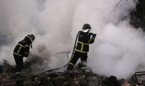 Седем жертви на пожар в Сеул, 12 души са пострадали