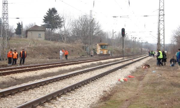 Млада жена в кома откриха на жп линията до Попово