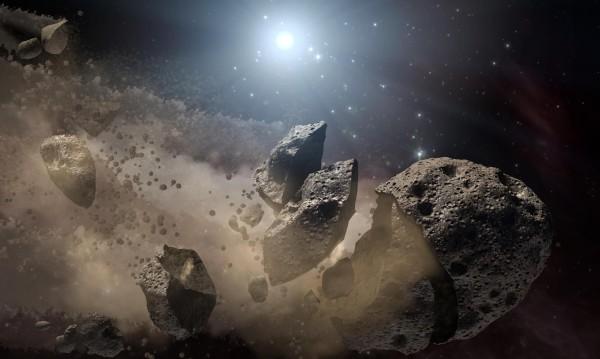 Междузвездни посетители – три астероида покрай Земята
