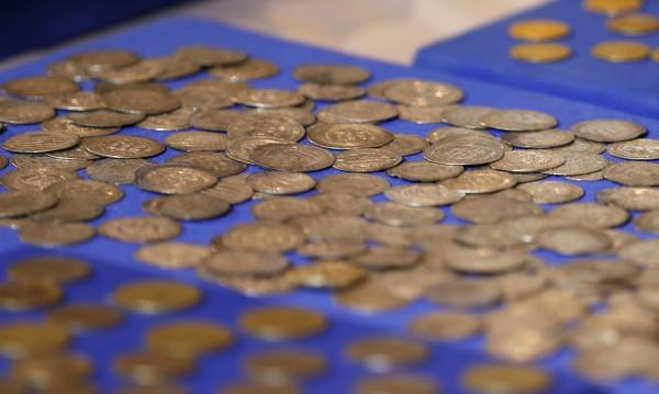 Съкровището от Плевенския затвор – 7500 акчета