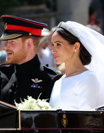 Принц Хари разкри защо баща му заведе Меган до олтара