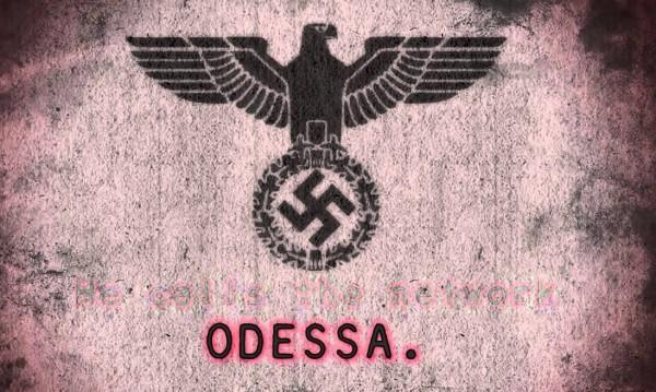 """Операция """"ОДЕСА"""": По стъпките на нацистите след ада на войната"""