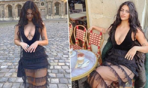 """Роклята ви е разголена... Блогърка не влезе в """"Лувъра"""""""