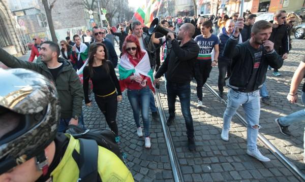 МВР: Няма протест, който да разрешава блокиране на път!