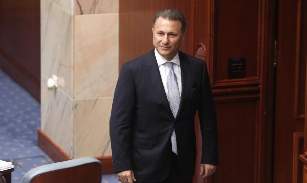 Македония потвърди - Никола Груевски е в Унгария