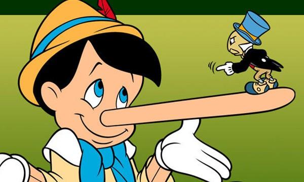 """Ефектът """"Пинокио"""" – доказан, но наобратно! На лъжата... носът е къс?"""