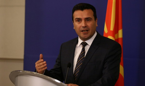 Заев пита: Доброволно ли Груевски напусна или е отвлечен?