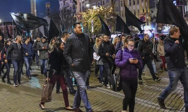 Протестът на майките – до приемане оставката на Симеонов