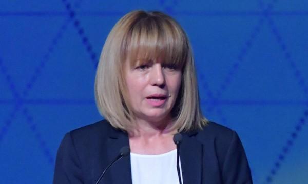 Фандъкова: Оставката на Симеонов – добро решение!