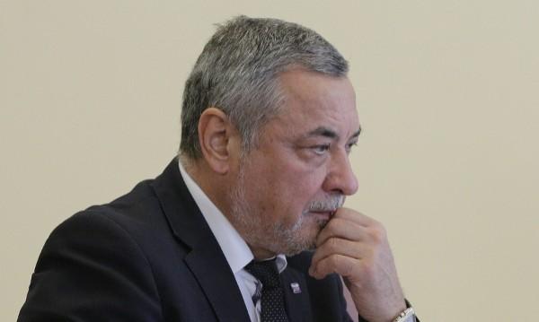 Не е обсъждано, но се очаква човек от НФСБ да поеме поста вицепремиер