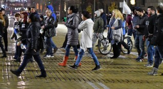 2000 полицаи ще охраняват протестите в страната