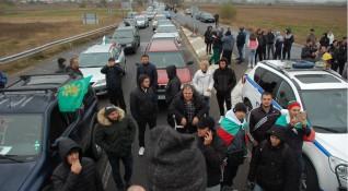 Полицията за протеста: Без тежки инциденти, но има задържани