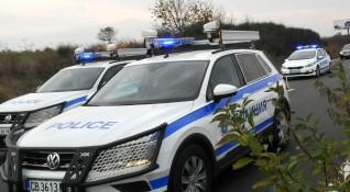 Верижна катастрофа край Саранци, има ранени