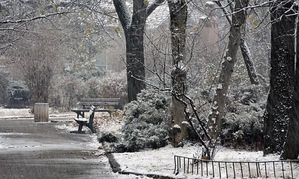За сняг, за дъжд… Жълт код е обявен днес за цялата страна