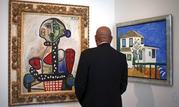 Открили открадната картина на Пикасо в Букурещ?