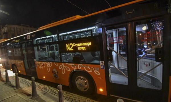Нощният транспорт – работещ! Люлинчани са №1. Ще го бъде ли?