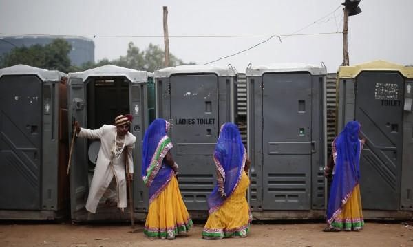 WC-то – мираж за почти 1 млрд. жители на Земята
