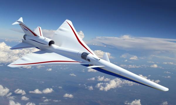 Бърз и тих! Той лети – свръхзвуковият самолет на НАСА