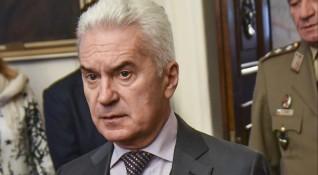 Сидеров иска заздравяване, не разрушаване... Каракачанов – аут!