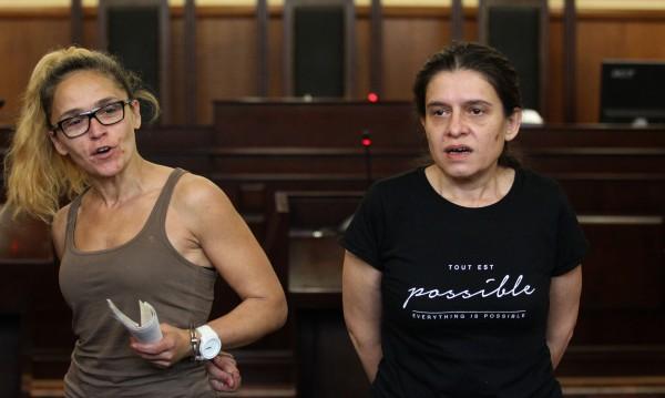 Арестантките Иванчева и Петрова... Без да излизат от BG
