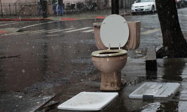 България и външните й WC-та. Под №2 сме в ЕС