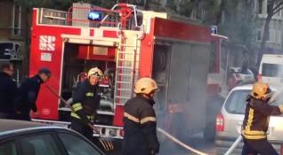 Две жени и дете пострадаха при пожар в София