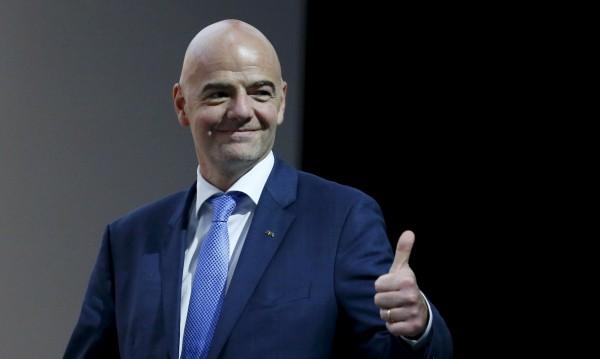 Русия застава зад Инфантино за нов мандат във ФИФА