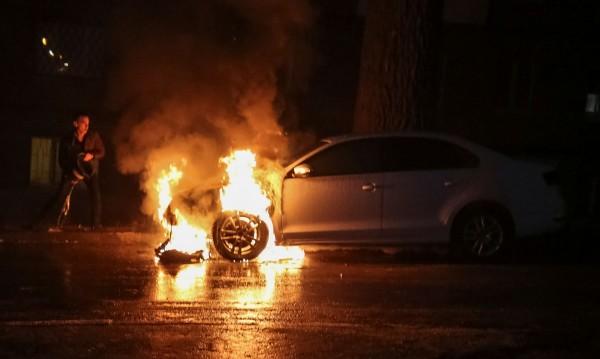 В Харков се опитаха да запалят... руското консулство