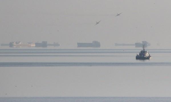 Русия опитва да обяви Азовско море за своя акватория!