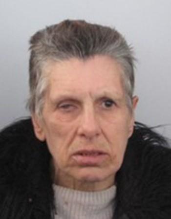 МВР издирва 66-годишната Дафинка от Вакарел