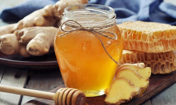 Мед с джинджифил - за здраво сърце и превенция на рака