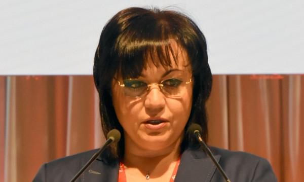 Нинова с делегация в Лисабон, дава рамо на Станишев