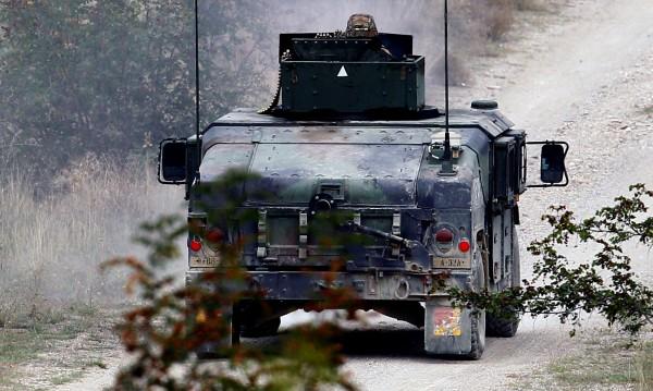Кораб с оръжие за армията на Косово пътува към Албания
