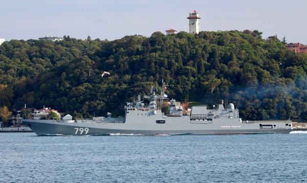 Русия извършва военноморски учения в Черно море