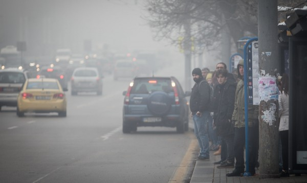 Мерки заради мръсния въздух и в училищата