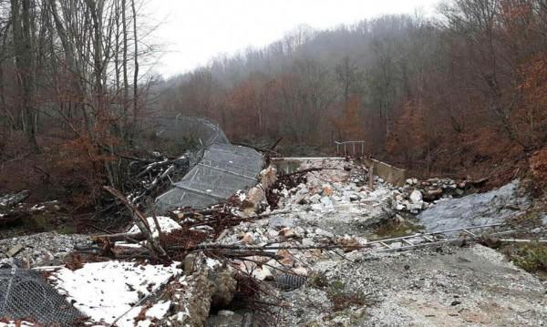 Здравата ограда пак падна, до Малко Търново! Онази, срещу бежанците...