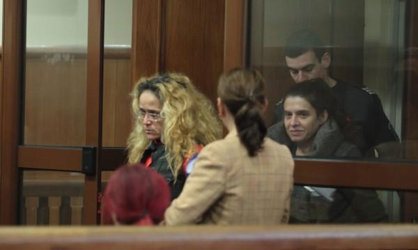 Спецсъд реши: Иванчева и Петрова остават в ареста!