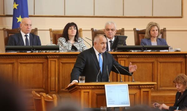 Борисов обеща да изпълни екостратегия на Орешарски. Ако има