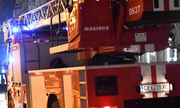 Жена загина при пожар в Радомир