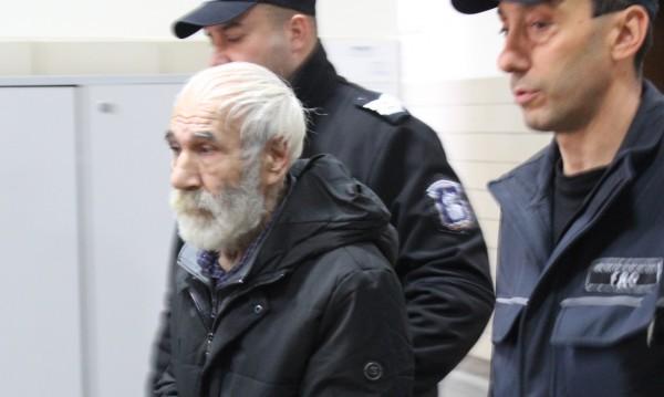 Димитър, удушил Таня с връзки за обувки, остава в ареста