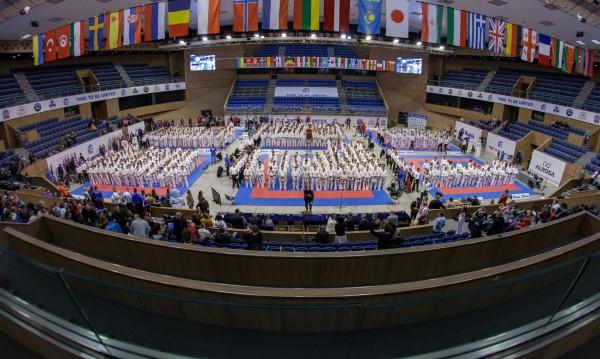 Започна Европейското и Световното първенство по карате киокушин