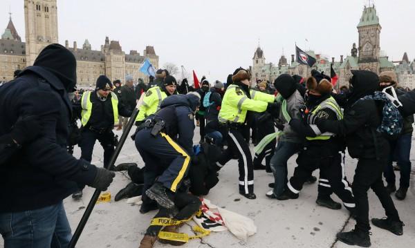 Сблъсъци в Канада заради Пакта за миграция на ООН