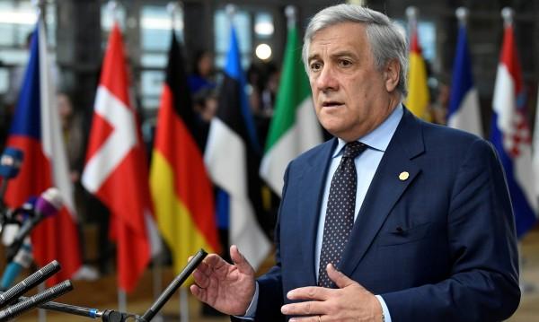 Таяни: Въпреки терора, ЕП продължава работа!