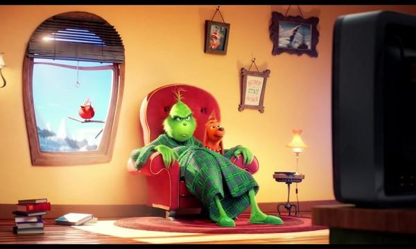 """Гринч"" заспа удобно на креслото на победителя"