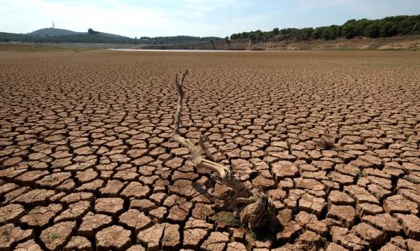 Голямата суша, която налегна Северна Европа през 2018 г.