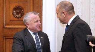 Радев: България става регионален лидер - технология, енергетика..