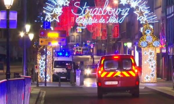 Вече са 5: Жертвите на нападението в Страсбург