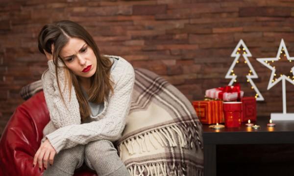 Как да се справите с депресията по празниците?