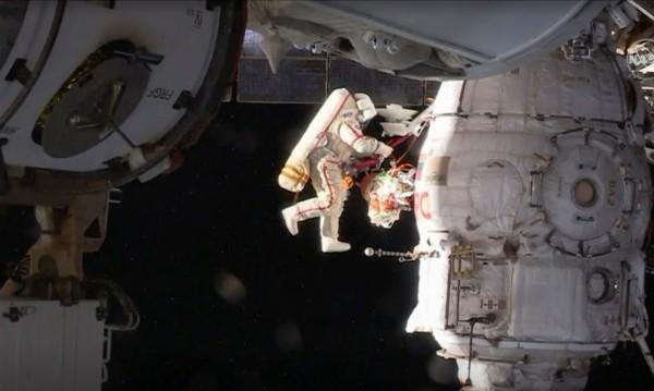 """""""Союз МС-09"""" кацна успешно в снега в Казахстан"""